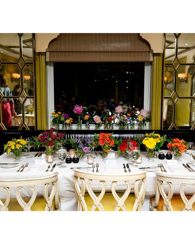 Mary Katrantzou — Anniversary Dinner
